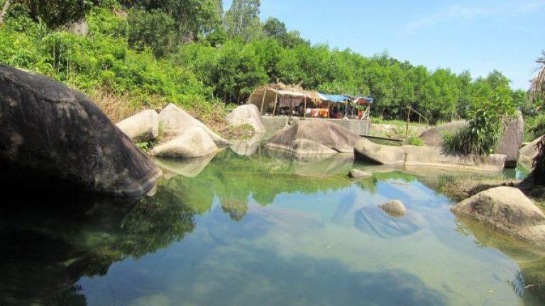 Sự tích suối Lạnh Phú Yên