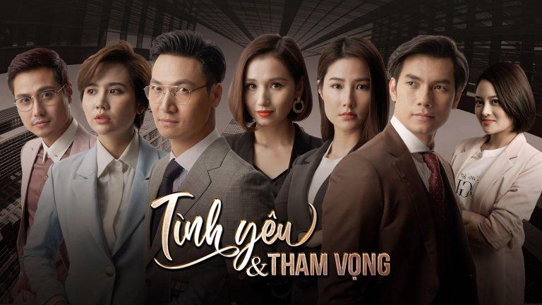 Tình Yêu và Tham vọng phát sóng trên VTV