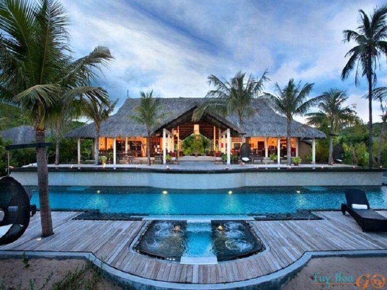 Trải nghiệm resort du lịch bãi Tràm Phú Yên