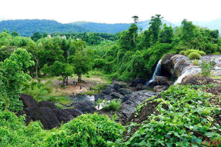 Giới thiệu về thác H'ly Sông Hinh
