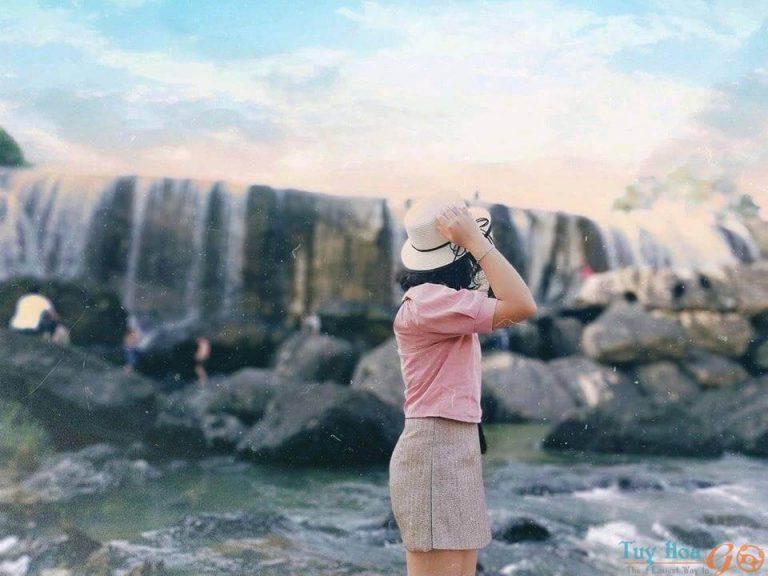 Thác H'ly Sông Hinh - Vẻ đẹp mê hoặc lòng người