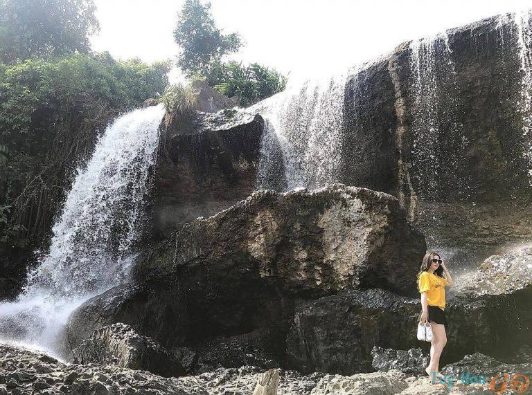Kinh nghiệm du lịch thác thác H'ly Sông Hinh