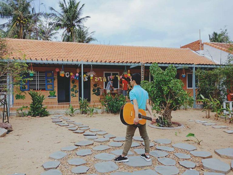 """Homestay cực """"chill"""" ngay tại trung tâm thành phố Tuy Hòa (ảnh Traveloka)"""