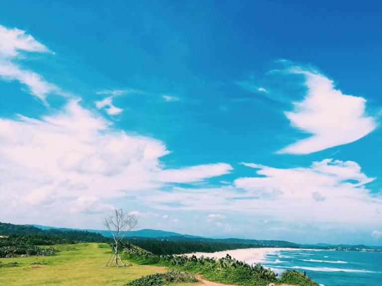 Bãi Xép – Cảnh đẹp Tuy Hòa bước ra từ phim