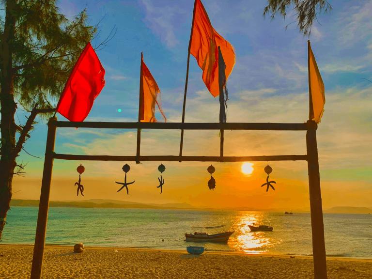Cù lao mái nhà – Đảo Robinson hoang vắng
