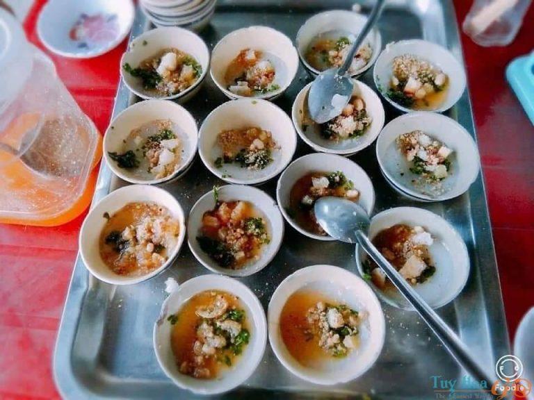 Bánh bèo chén - bún mắm - bánh xèo 98 Lê Trung Kiên ✅