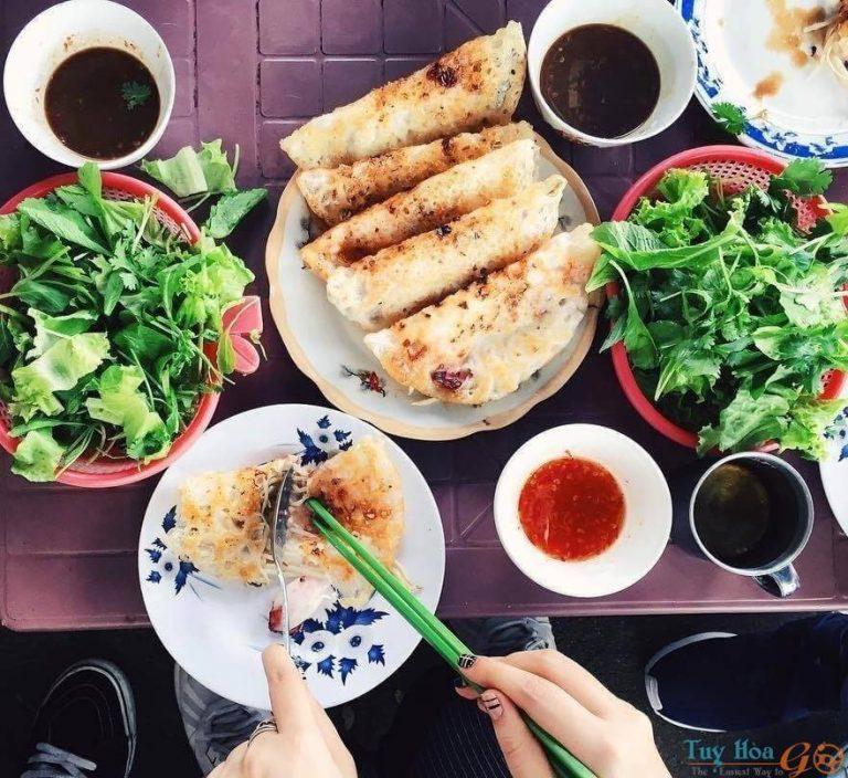 Món Bánh xèo Phú Yên