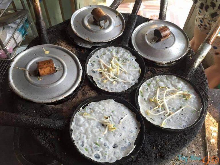 Khuôn đúc Bánh xèo Tuy Hòa