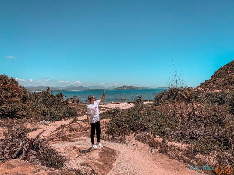 Biển Từ Nham – Mùa hè bát ngát tại bãi biển đẹp Phú Yên