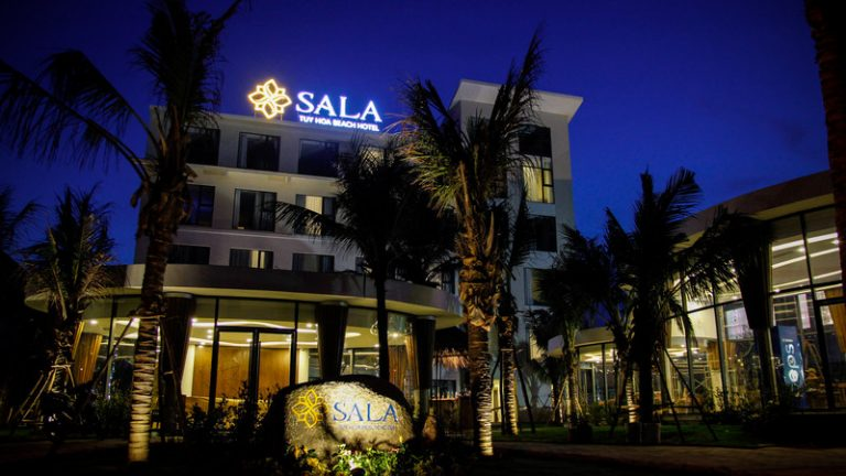 Sala Tuy Hoa Beach Hotel