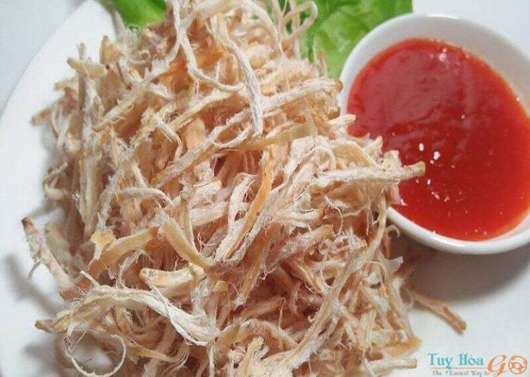 Mực khô Phú Yên – Món ngon trứ danh mang hương vị hòa quyện của nắng và biển