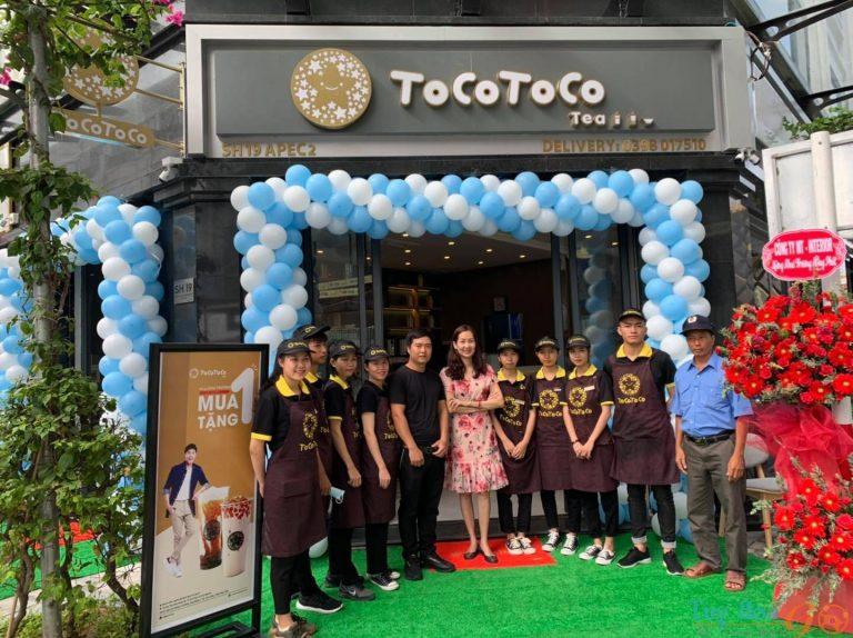 Trà sữa Tocotoco Phú Yên