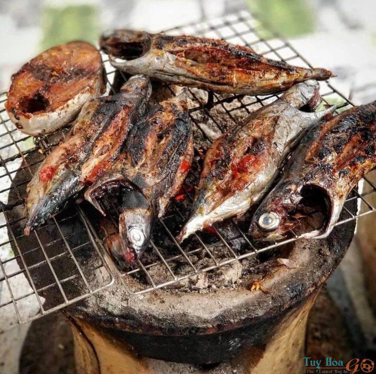 Cá ồ nướng – Món ăn gây thương nhớ của ẩm thực Phú Yên
