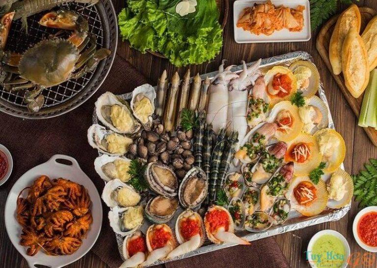 Hải sản Phú Yên: Tận hưởng phong vị đặc sắc từ đại dương