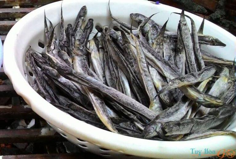 Các loại hải sản khô Phú Yên mua về làm quà