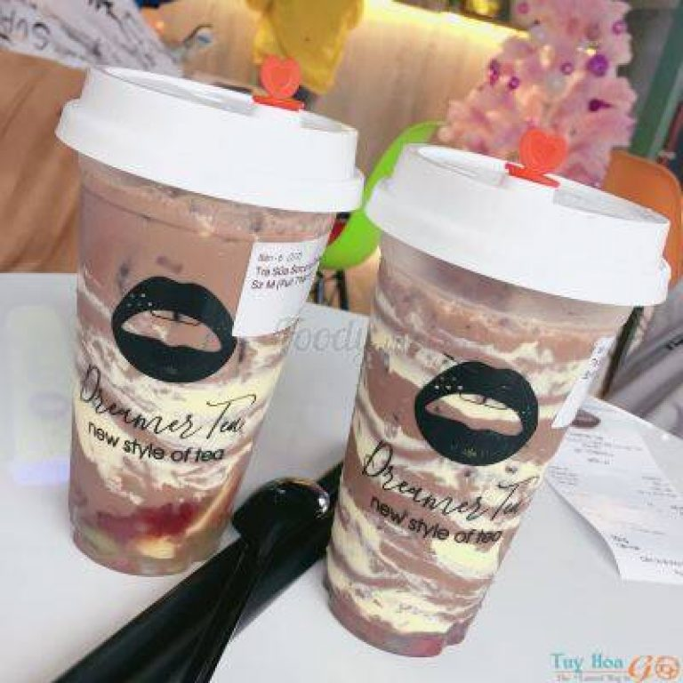 Địa chỉ quán trà sữa ngon Phú Yên [2021]