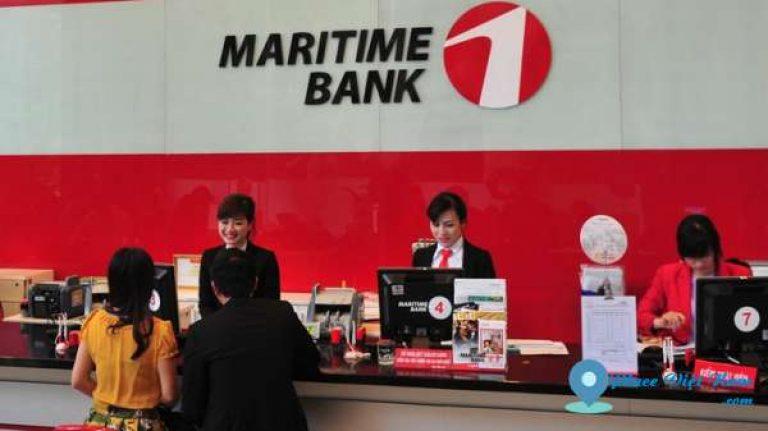 Ngân hàng MSB - Maritime Bank Phú Yên