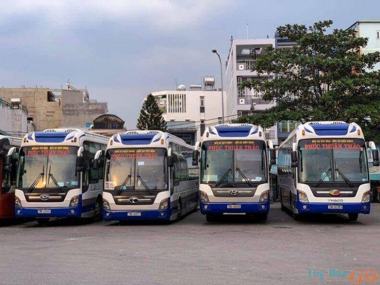 Nhà xe khách Phúc Thuận Thảo Phú Yên