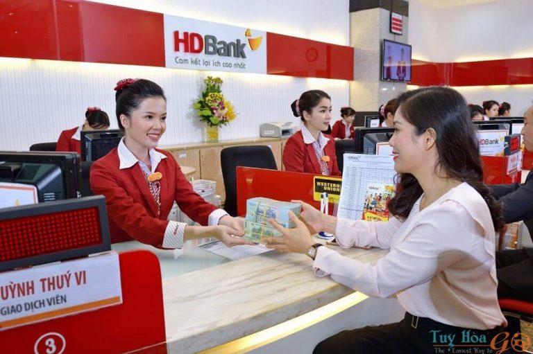 ngân hàng ở Phú Yên - Ngân hàng phát triển TP Hồ Chí Minh – HD Bank