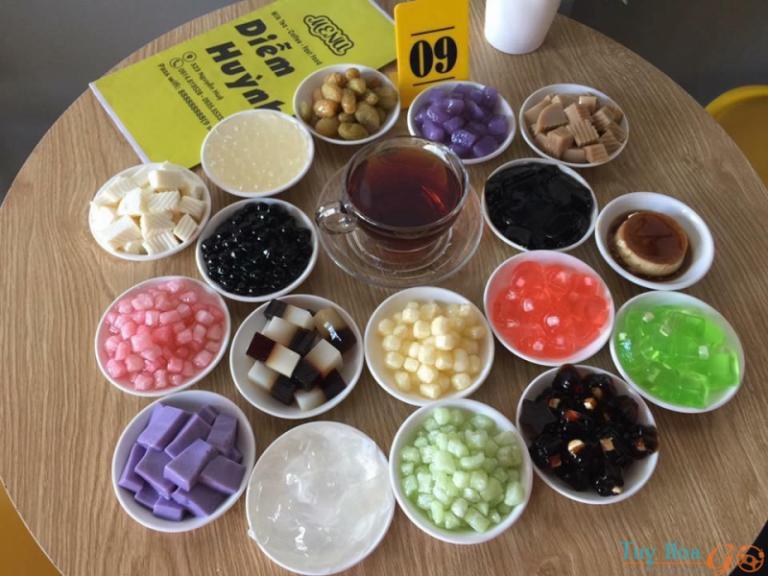 Diễm Huỳnh Milk Tea