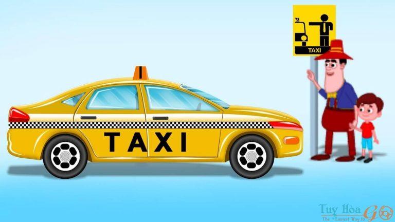 Một số lưu ý khi đi Taxi Phú Yên
