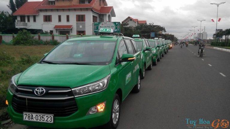 Taxi Phú Yên