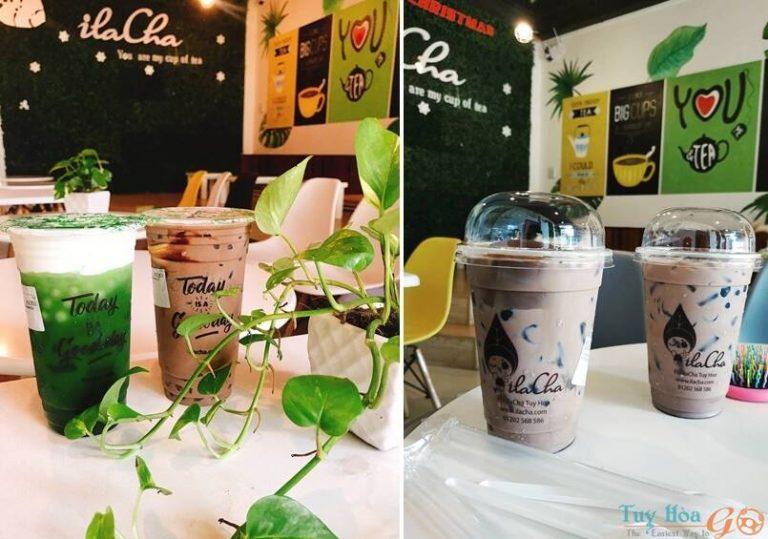 Top 10 quán trà sữa Tuy Hòa Phú Yên
