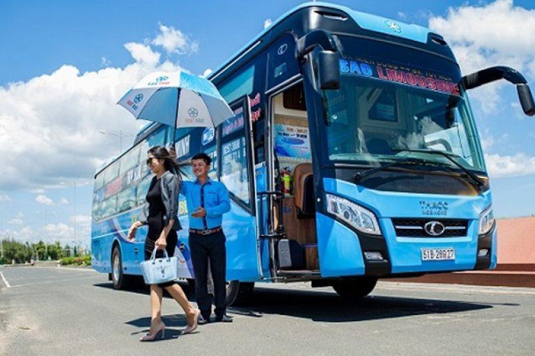 Xe khách Sao - Limousine Phú Yên