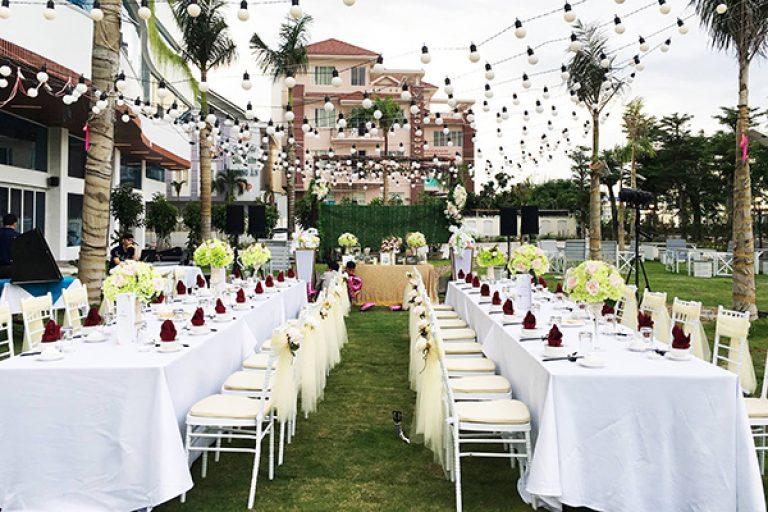 Trung tâm hội nghị tiệc cưới PYTOPIA