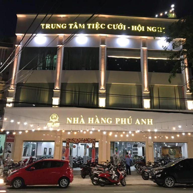 Địa chỉ, hotline các nhà hàng tiệc cưới Phú Yên [2021] 13/10/2021
