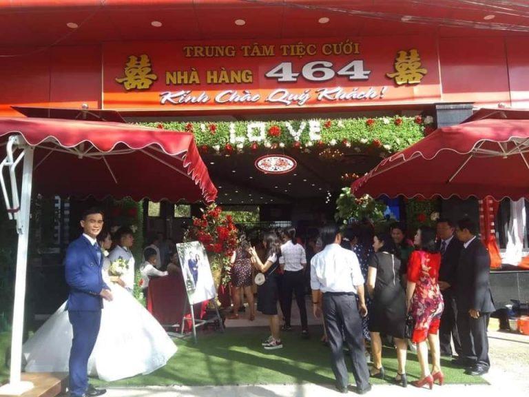 Nhà hàng tiệc cưới 464 Tuy An