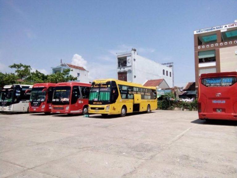 Địa chỉ tất cả các bến xe Phú Yên [2021]