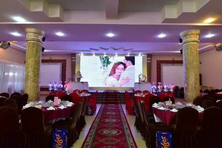 Nhà hàng tiệc cưới Khách sạn Công Đoàn