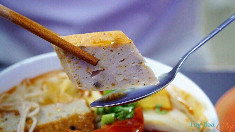 Hương vị miền biển vấn vương trong cách nấu bún chả cá đúng chuẩn