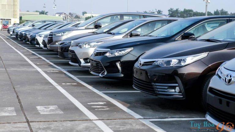 Thuê ô tô theo tháng TPHCM: Dịch vụ đang nở rộ