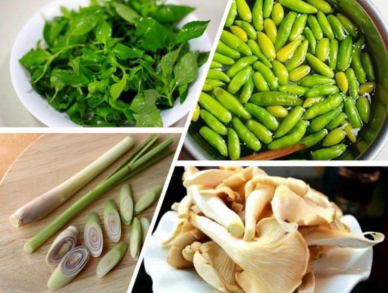 Cách nấu lẩu gà lá é Phú Yên ngon đúng chuẩn 05/08/2021