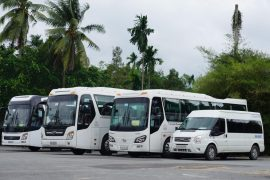 Thuê xe du lịch Sài Gòn đi Đà Nẵng [2021]