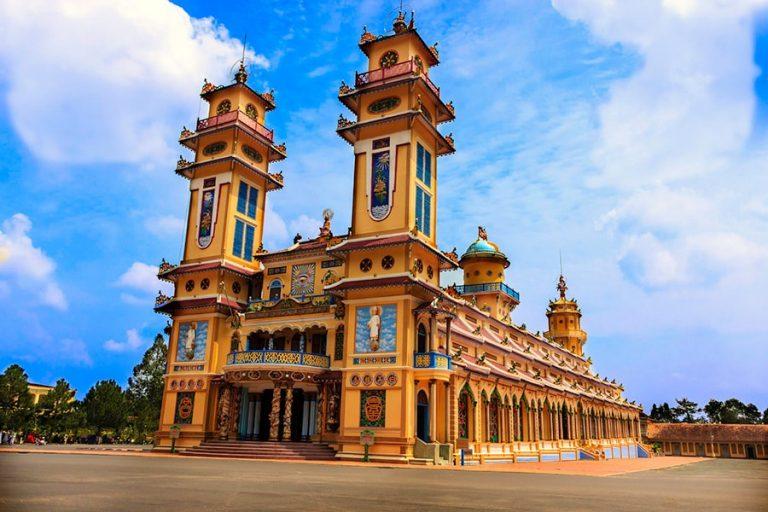 Thuê xe du lịch Sài Gòn đi Tây Ninh
