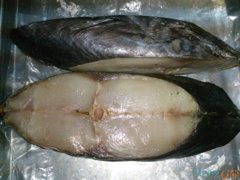 Khám phá cách làm cá thu một nắng của người dân miền biển