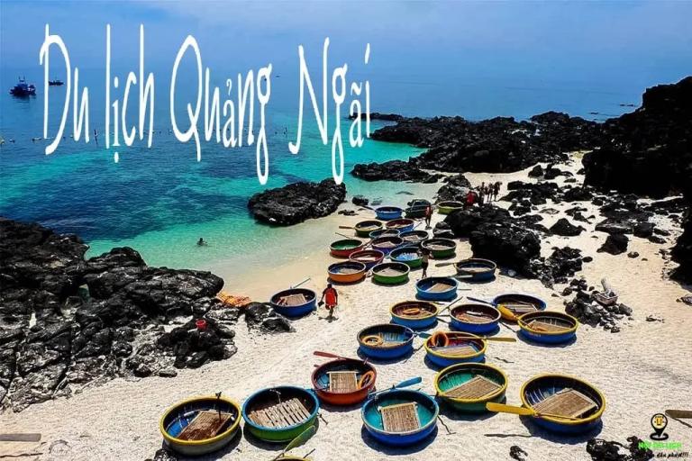Thuê xe du lịch Sài Gòn đi Quảng Ngãi