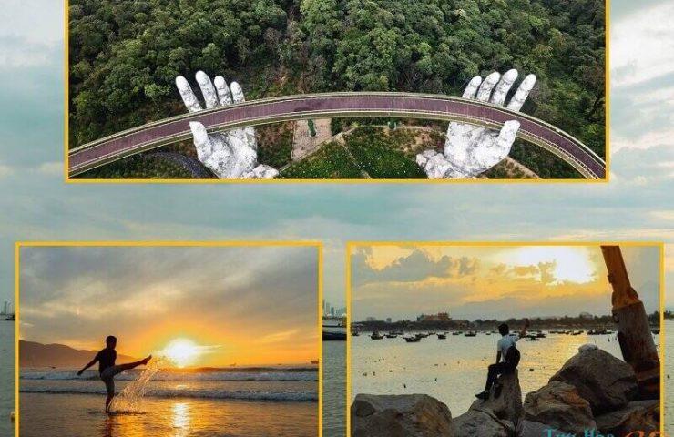 Bó túi kinh nghiệm du lịch Đà Nẵng, thành phố đáng sống nhất Việt Nam