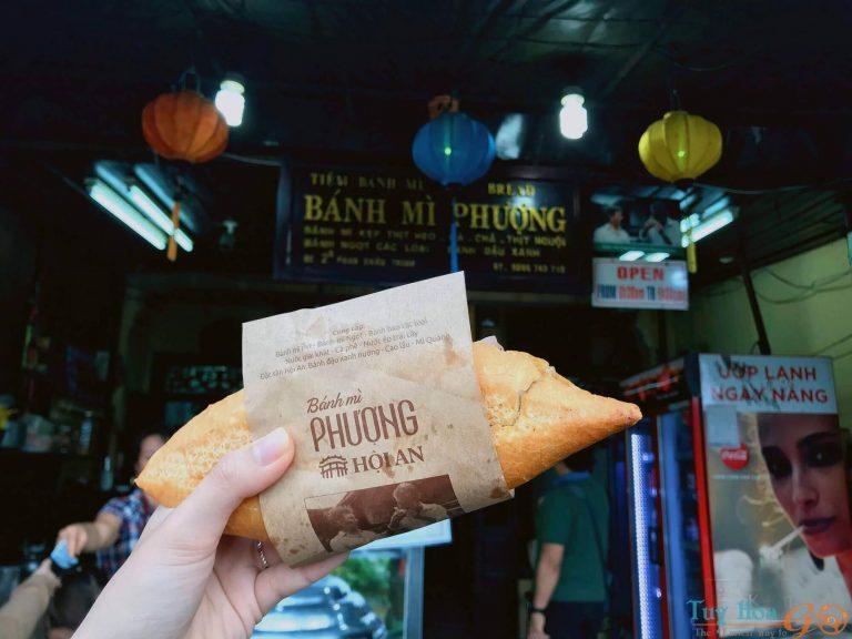 Bánh mì Phượng
