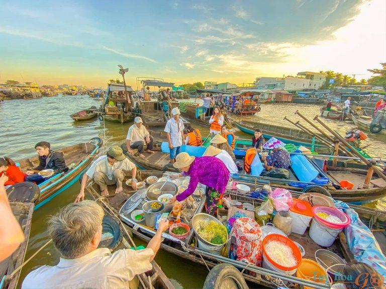 """Kinh nghiệm du lịch Cần Thơ """"gạo trắng nước trong"""" hot nhất 2021"""