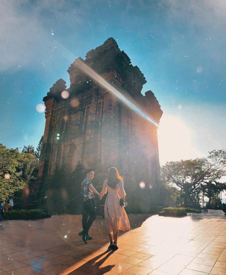 Tháp Nhạn đã được Bộ văn hóa – thể thao – du lịch công nhận là Di tích kiến trúc – nghệ thuật cấp quốc gia.