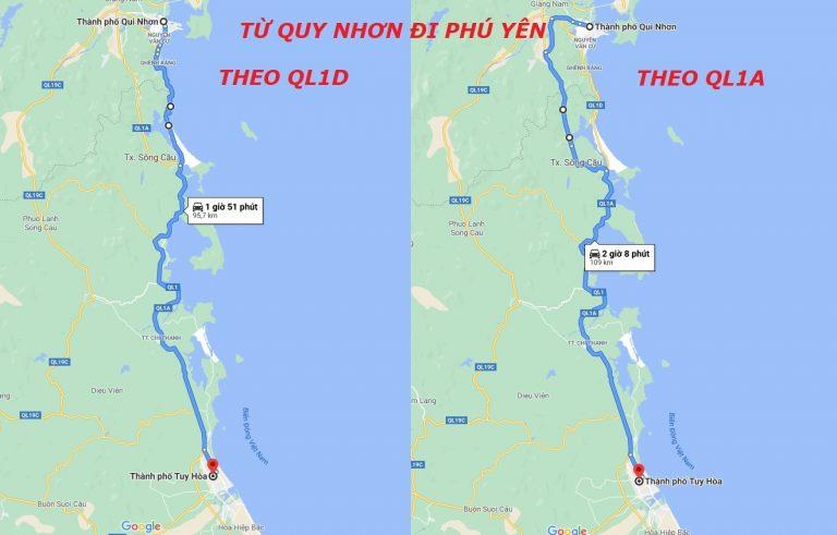 Du lịch Quy Nhơn Phú Yên: Kinh nghiệm & lịch trình 05/08/2021
