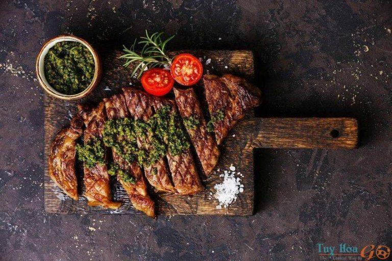 Cách làm bò bít tết ngon như nhà hàng cao cấp