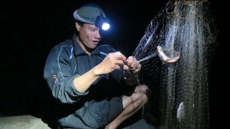 Trải nghiệm ra khơi đánh bắt hải sản