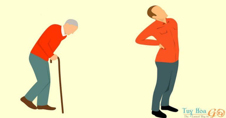 Hỗ trợ sức khỏe xương khớp