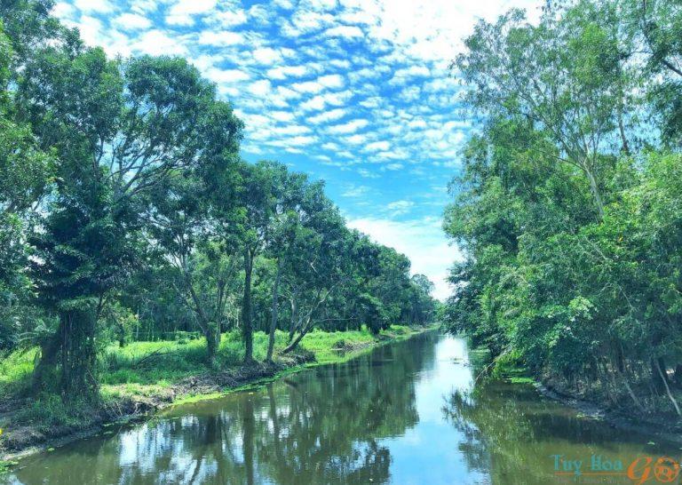 Kinh nghiệm du lịch Hậu Giang, mảnh đất hiền hòa, nặng tình sông nước