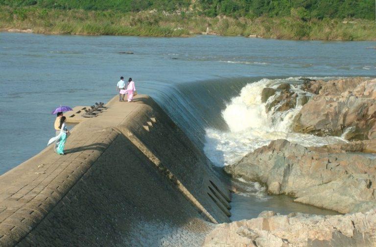Đập Đồng Cam Phú Yên nằm ở đâu?
